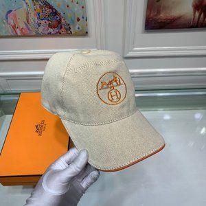 Hermes Baseball Cap Hat